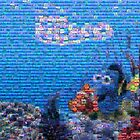 Mosaic: Finding Nemo by Mark Chandler