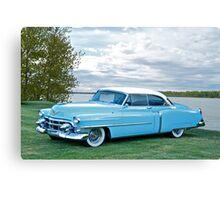 1953 Cadillac Coupe de Ville Canvas Print