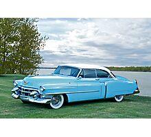 1953 Cadillac Coupe de Ville Photographic Print
