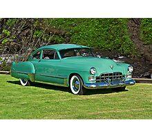 1948 Cadillac Sedanette Series 61 Photographic Print