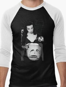 Vampira Tee Men's Baseball ¾ T-Shirt