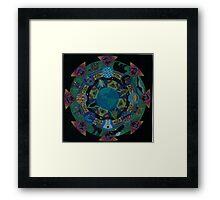 Sacred Societies   Framed Print