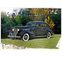 1938 Buick 'Century' Town Sedan Poster
