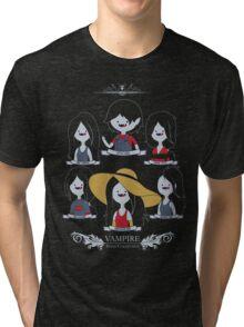 VAMPIRE STYLE Tri-blend T-Shirt