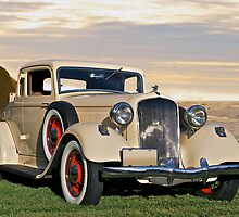 1933 Plymouth PD Convertible Coupe by DaveKoontz