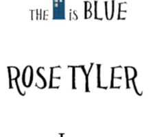 Rose Tyler I-- Sticker