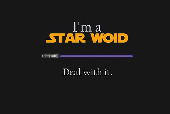 Deal with it: Star Wars by Adam Dens