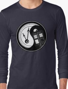 Wibbly Wobbly Long Sleeve T-Shirt