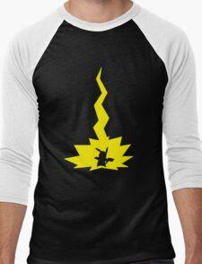 Thunderbolt Men's Baseball ¾ T-Shirt