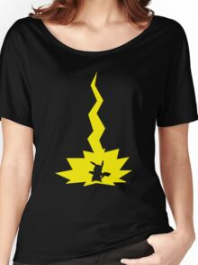 Thunderbolt Women's Relaxed Fit T-Shirt