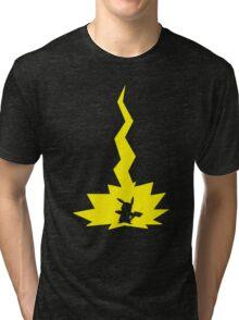 Thunderbolt Tri-blend T-Shirt