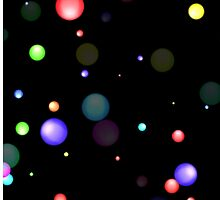 many colored dots by ciarramc