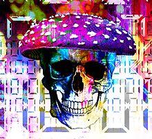digital mushroom by sebmcnulty
