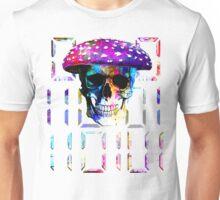 digital mushroom Unisex T-Shirt