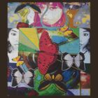 """""""Ra Basstress Butterfly 8"""" by Kevin J Cooper"""