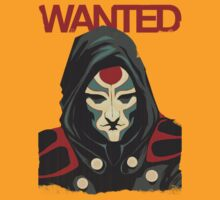 Amon Wanted! by Studio Ronin