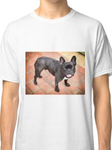The Happy Frenchie Classic T-Shirt