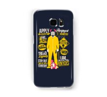 The One Who Knocks Samsung Galaxy Case/Skin