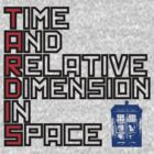 TARDIS by catalina martinez