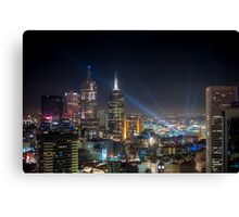Magnificent Melbourne Canvas Print