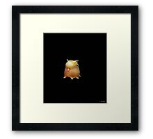 Dumbo Octopus CUTE Framed Print