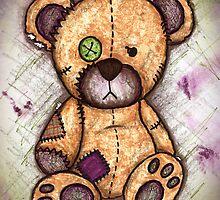 Brenda the Bear by Studio8107
