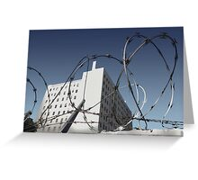 Escape from Los Angeles Greeting Card