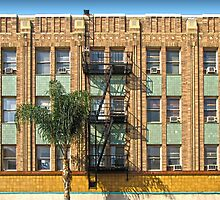 Los Angeles Facade by Gregory Dyer