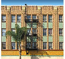 Los Angeles Facade Photographic Print