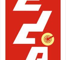 PEDAL Furious Sticker