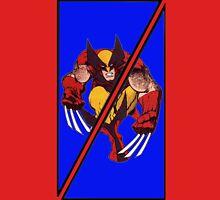 Wolverine Sliced (Geometric) Unisex T-Shirt
