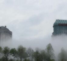 Misty Towers by Elisabeth and Barry King™ by BE2gether