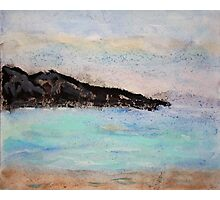 If By The Sea Photographic Print