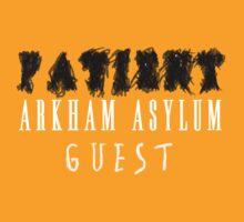 Arkham Asylum Patient - Escape by queencreative