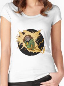 Phoenix Manatee SALE! Women's Fitted Scoop T-Shirt