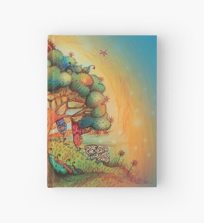 Gnome Babies Hardcover Journal
