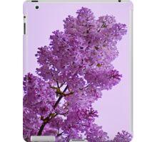 Spring Lilacs by Cherylorraine iPad Case/Skin