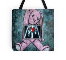 Xanadu the Bunny Tote Bag