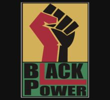 """BLACK POWER SALUTE"" by S DOT SLAUGHTER"