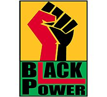 """BLACK POWER SALUTE"" Photographic Print"