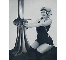 Pinup TwiLek Photographic Print