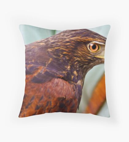 1021 harris Throw Pillow