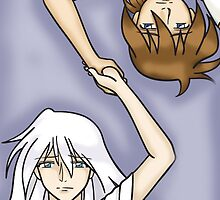 Aysu and Desya by TeresaShiho