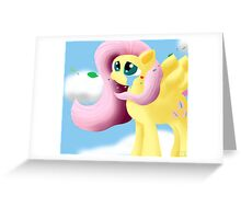They Live in You, Fluttershy. Greeting Card