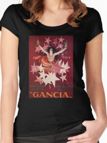 Gancia Women's Fitted Scoop T-Shirt