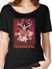 Gancia Women's Relaxed Fit T-Shirt