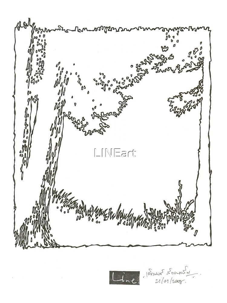 LINE :  Vision, Back Home by LINEart