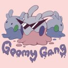 Goomy Gang by BigOrangeStar