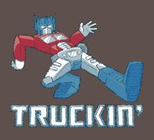 Truckin' Kids Clothes