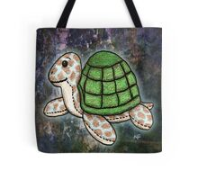 Teepa the Turtle Tote Bag
